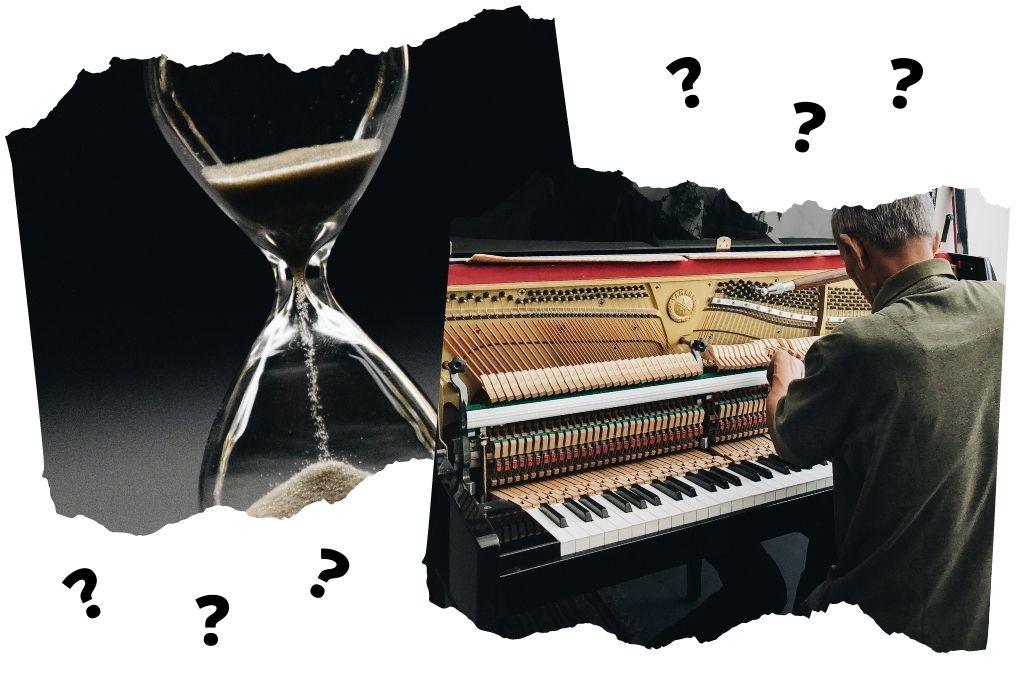Wann sollte man ein Klavier stimmen lassen?